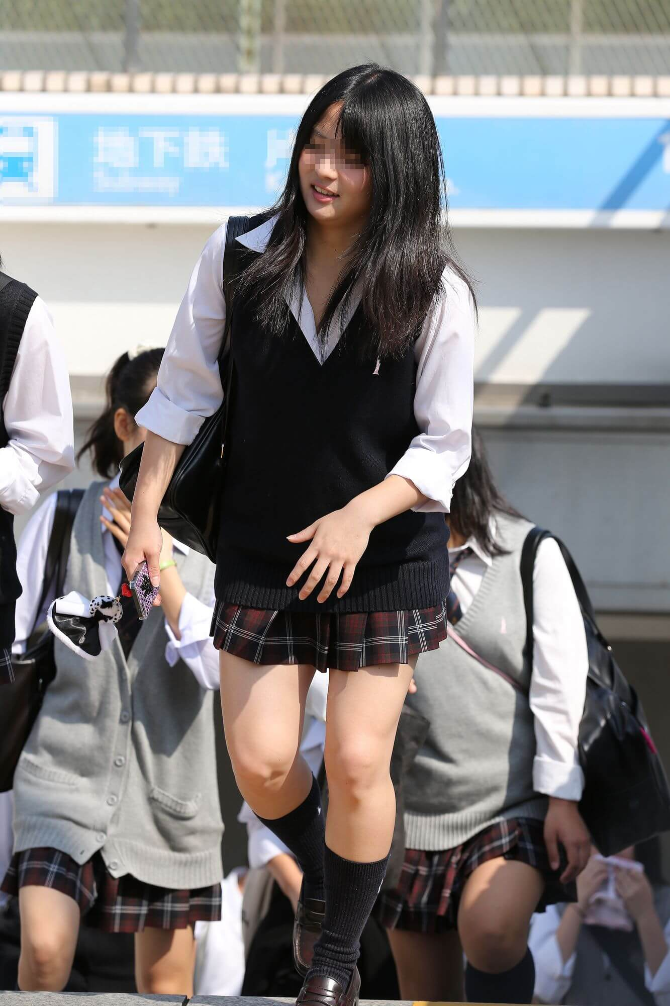 「制服女子中高生」おしゃれまとめの人気アイデア|Pinterest